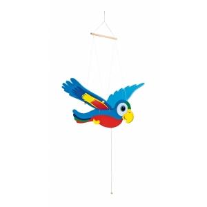 Schwing Papagei Bunt