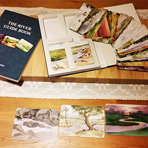 River/Fluss - Kartenset